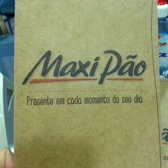 Photo taken at Maxi Pão by Suzy N. on 5/20/2013