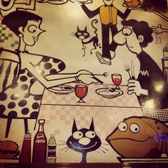 Photo taken at Café Mondegar by Michele S. on 1/15/2013