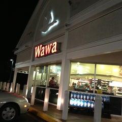 Photo taken at Wawa by David D. on 12/8/2012