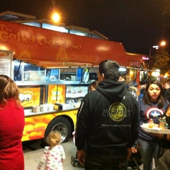 Photo taken at The Grilled Cheese Truck by Meg J. on 2/23/2013
