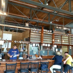 Photo taken at Greenbush Brewing Company by Paul M. on 5/28/2013