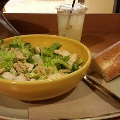 Photo taken at Panera Bread by Akos A. on 1/10/2014