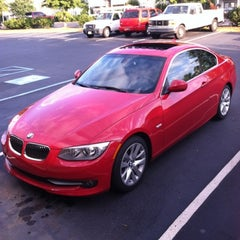 Photo taken at BMW Vehicle Administration by Tyler H. on 9/19/2012