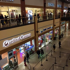 Photo taken at The Outlets at Sands Bethlehem by Matthew on 11/30/2013