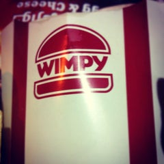Photo taken at Wimpy by Eng.ALi B. on 11/2/2011