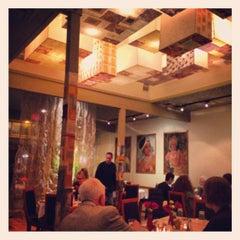 Photo taken at Ajanta Restaurant by Michael F. on 11/2/2013