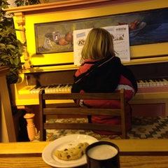 Photo taken at Caffe Casa by Lauren H. on 4/1/2014