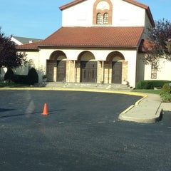 Photo taken at St Nicholas Greek Orthodox Church by Melissa on 9/14/2012