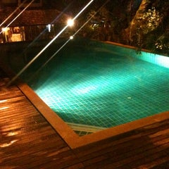 Photo taken at Rainforest Boutique Hotel Chiang Mai by Silke K. on 12/17/2012