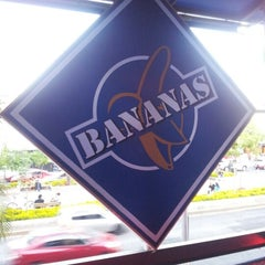 Photo taken at Banana's Café by Alma L. on 10/6/2012