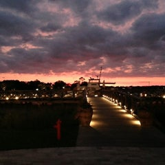 Photo taken at The Cloister at Sea Island by Alexey S. on 10/28/2012