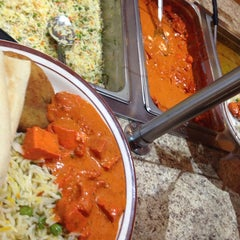 Photo taken at Indian Cuisine by Fahad B. on 3/14/2014
