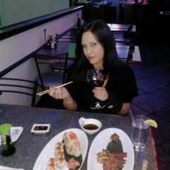 Photo taken at Sushi at The Lake by Amanda D. on 11/9/2012