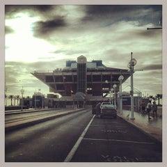 Photo taken at St. Petersburg Pier by Lauren H. on 5/31/2013