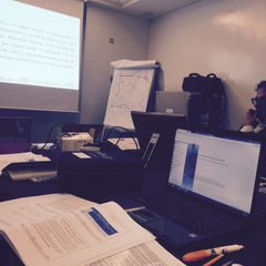Photo taken at The Room Business Center by Ana Liliana M. on 9/18/2015