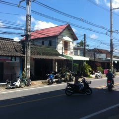 Photo taken at Bang Tao City by Jul on 11/8/2013