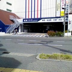 Photo taken at 松本バスターミナル by H.Yonekubo on 9/28/2013