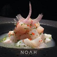 Photo taken at NOAH RESTAURANT & CLUB by NOAH RESTAURANT & CLUB on 9/19/2015