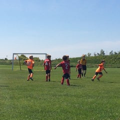 Photo taken at Uihlein Soccer Park by Brian R. on 6/6/2015