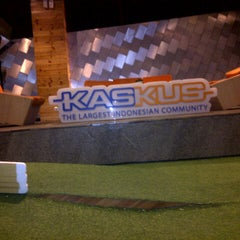 Photo taken at Kaskus Network Office by Shinta D. on 9/12/2013