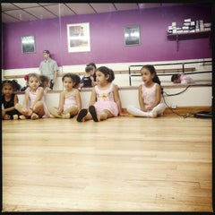 Photo taken at Joann school of dance by Cesar R. on 9/21/2013