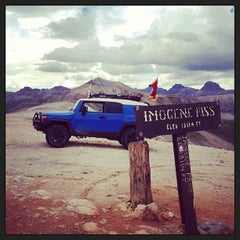Photo taken at Imogene Pass by Christy M. on 7/16/2013
