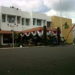 Photo taken at Pusat Teknologi Akseletaror dan Proses Bahan BATAN by Angger P. on 12/5/2012