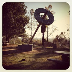 Photo taken at Culver City Park by Arek R. on 10/15/2012