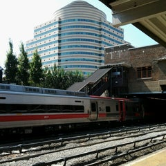 Photo taken at Metro North - Fordham Train Station by Grace L. on 6/15/2013