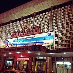 Photo taken at Ga Hà Nội (Hanoi Station) by David on 9/24/2012