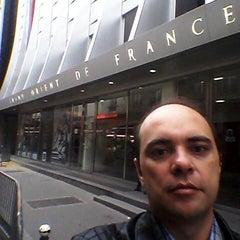 Photo taken at Grand Orient de France by Luís L. on 12/4/2013