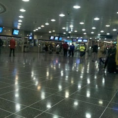Photo taken at JFK AirTrain - Jamaica Station by Christopher F. on 11/21/2012