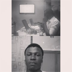 Photo taken at Co-creation Hub by Akapo D. on 8/13/2014