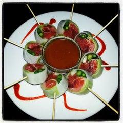 Photo taken at RA Sushi Bar Restaurant by Tara d. on 10/29/2012