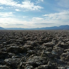 Photo taken at Death Valley National Park by Scott S. on 12/30/2012