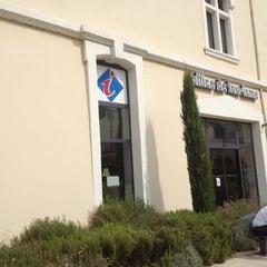 Photo taken at Office de Tourisme by Olivier H. on 9/18/2012