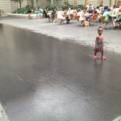 Photo taken at Kogod Courtyard by Judith O. on 7/5/2013