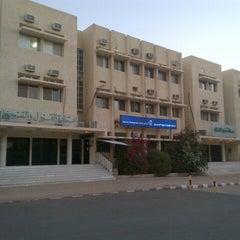 Photo taken at Islamic University of Madinah by Imam K. on 2/20/2013