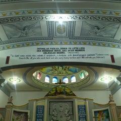Photo taken at Graha St. Maria Annai Velangkanni by Heri S. on 11/8/2012