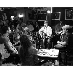 Photo taken at Bluebird Cafe by Brad H. on 7/17/2013