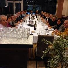 Photo taken at Hotel Tarraco Park Tarragona by Patricia A. on 12/14/2013