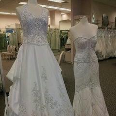 Photo taken at David's Bridal by Alexis L. on 1/10/2013