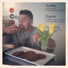 Photo taken at Urban Cookies Bakeshop by Shaun B. on 10/5/2012