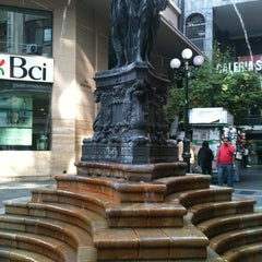 Photo taken at Edificio Santiago Centro by Rodrigo E. on 5/7/2013