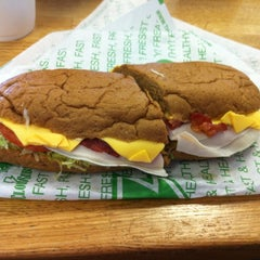 Photo taken at Thundercloud Subs by Colleen H. on 6/11/2013