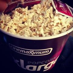 Photo taken at Cinemaximum by Elif G. on 1/28/2013