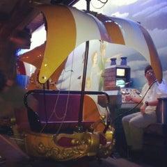 Photo taken at Peter Pan's Flight by Vanessa G. on 10/26/2012