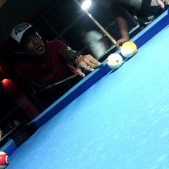 Photo taken at Gaol Billiard Pool & Lounge by anggi s. on 2/20/2013