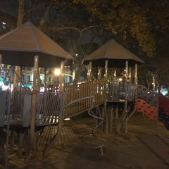 Photo taken at Hester Street Playground by Maryna B. on 11/10/2015