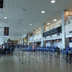 Photo taken at Aeropuerto Internacional de Tocumen (PTY) by Julio J. on 5/22/2013